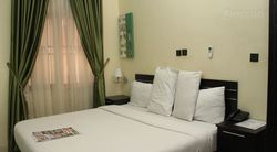 Tastefully Furnished Luxury Rooms Bars Restaurant Gym Spa Meeting Rooms Swimming Pool.  Our intercontinental hotel is ideally located at 3 Anuoluwapo , Off Agbaoku Street, Opebi, Lagos State, Nigeria.  The ambiance of Class Suites Budget is casual and friendly, the different spaces created enable guests  mingle and get to know one another to find a quiet corner to relax and get away from it all.